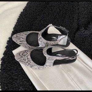 Aerosoles Heelrest Leather Shoes
